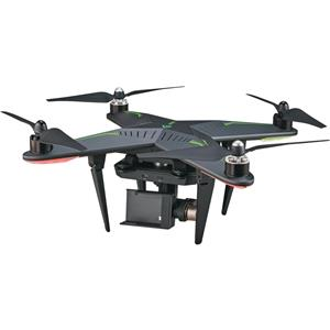 Xiro Xplorer G Quadcopter Aerial Drone + Xiro Hardshell Backpack Case + Xiro 3-Axis Handheld Gimbal
