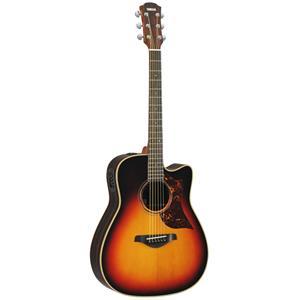 Yamaha Acoustic-Electric Guitar