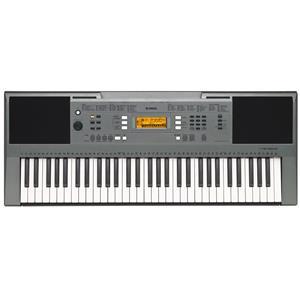 Yamaha PSR-E353 Portable 61-Key Keyboard with LCD Display