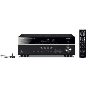 Yamaha RX-V385 5.1 Channel 4K Ultra HD A/V Home Theater Receiver + $55 Gift Card