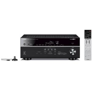 Yamaha RX-V679 7.2-Channel Wi-Fi AV Receiver with AirPlay and Bluetooth