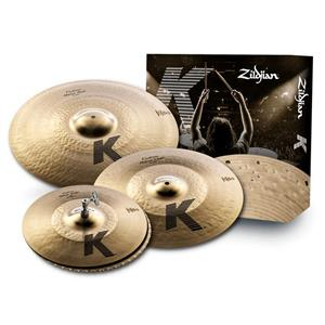 zildjian kch390 k custom hybrid cymbol box set kch390 adorama. Black Bedroom Furniture Sets. Home Design Ideas