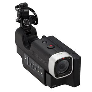 Zoom Q4 Full HD 1080p Flash Memory SDXC/SDHC/SD Camcorder & 2