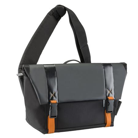 24/7 Traffic Collection Messenger Bag