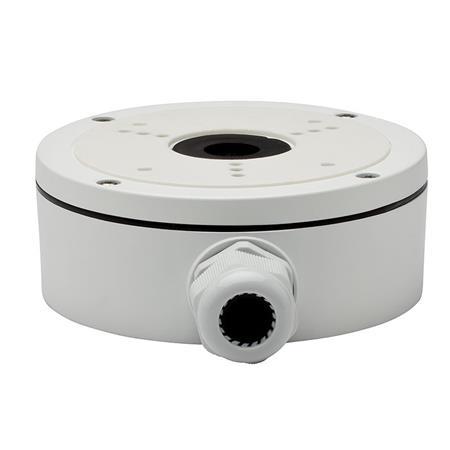 Alibi Round Junction Box For Ali Ipu Ali Bc Series