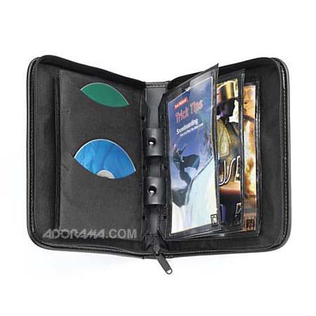 Dvd mappe med plass til cover