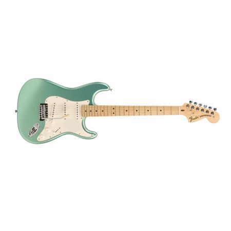 fender american special stratocaster 6 string electric guitar mystic seafoam 0170237785. Black Bedroom Furniture Sets. Home Design Ideas