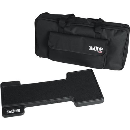 gator cases g bone guitar pedal board with carry bag power supply g bone. Black Bedroom Furniture Sets. Home Design Ideas