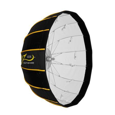0110219a8481bf Glow EZ Lock Collapsible White Beauty Dish (25