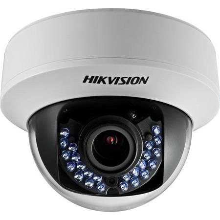 Hikvision Hd720p Turbo Hd Indoor Varifocal Ir Dome Camera