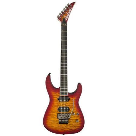 jackson pro soloist sl2q mah electric guitar 24 frets maple neck ebony fingerboard gloss. Black Bedroom Furniture Sets. Home Design Ideas