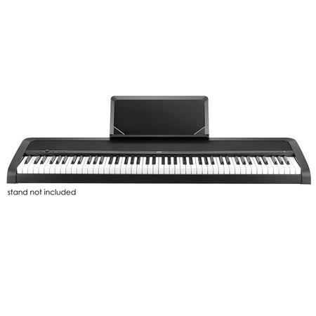 korg b1 88 keys digital piano with hammer action black b1bk. Black Bedroom Furniture Sets. Home Design Ideas