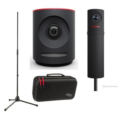 Mevo Plus Live Event Camera By Livestream Black With
