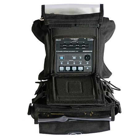 porta brace ar r44 audio recorder case for roland edirol r 44 ar r44. Black Bedroom Furniture Sets. Home Design Ideas