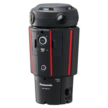 Panasonic Aw 360c10 360 Degree Live Camera Head Aw 360c10