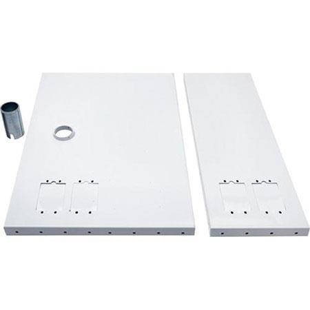 Peerless Cmj455 Lightweight Suspended Ceiling Kit White Cmj455