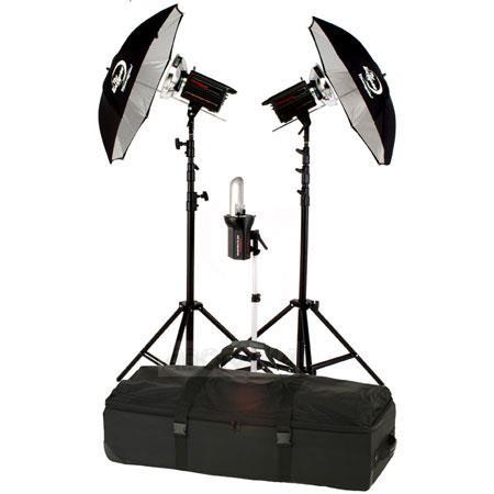 Photogenic Powerlight Pl125k Professional Studio Kit 957853