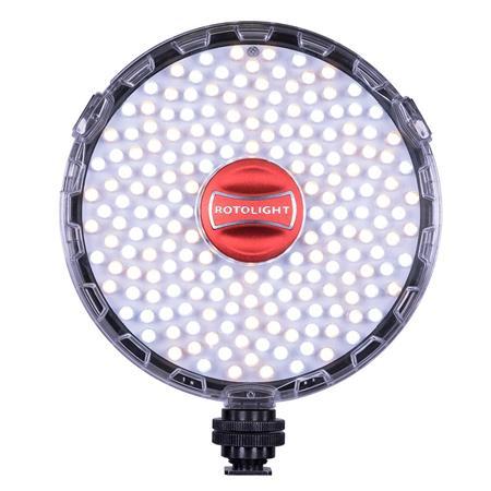 Rotolight Neo Ii On Camera Led Lighting Fixture Light And
