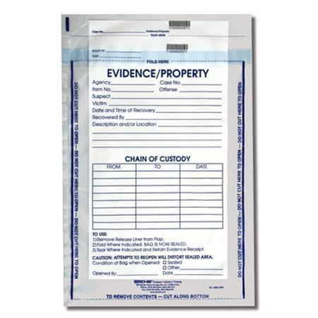 Sirchie integrity evidence bag 12x15 5 500 each ieb1200cs for 12x15 calculator