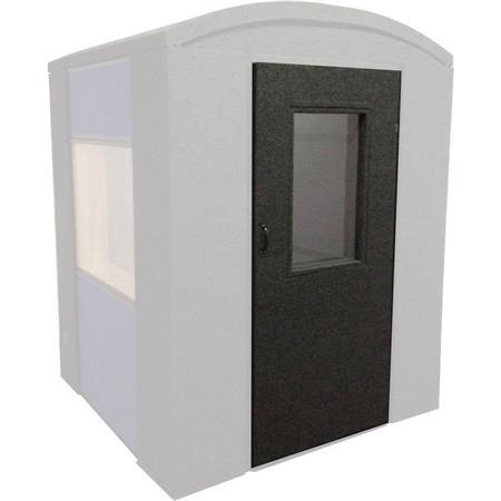 Taytrix Door With Window For Stackit 4x4 Booth System Sbk Door