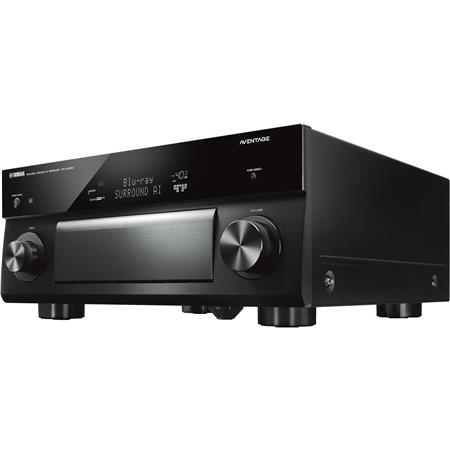 yamaha rx a3080 aventage 9 2 channel av receiver with. Black Bedroom Furniture Sets. Home Design Ideas