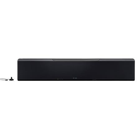 yamaha 128w 7 1 2 channel musiccast sound bar ysp 5600bl. Black Bedroom Furniture Sets. Home Design Ideas