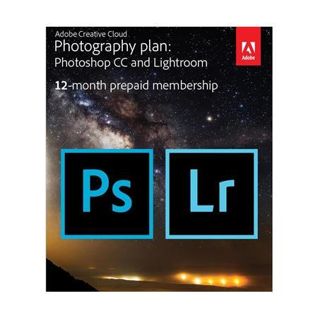 Adobe Photoshop Lightroom 6 Software for Mac/Windows, DVD