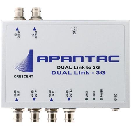 Apantac Converts Dual HD SDI l...