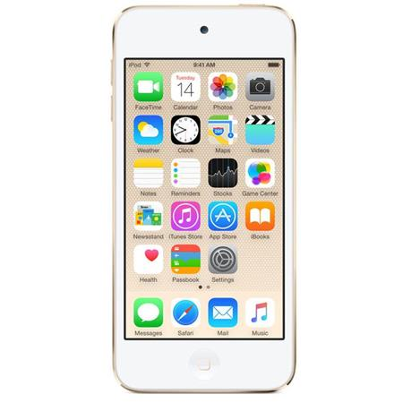 apple 32gb ipod touch gold 6th generation mkht2ll a rh adorama com ipod touch 6th generation user guide iPod Touch 7th Generation