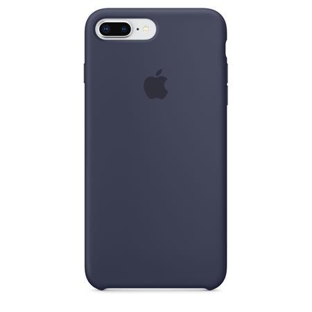 Apple Iphone 8 Plus 7 Plus Silicone Case Midnight Blue