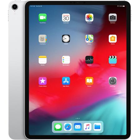 Outstanding Used Apple Ipad Pro 12 9 Tablet A12X Bionic 64 Bit Octa Core M12 Coprocessor 512Gb Flash Ios 12 Wi Fi Silver Late 2018 D Download Free Architecture Designs Scobabritishbridgeorg