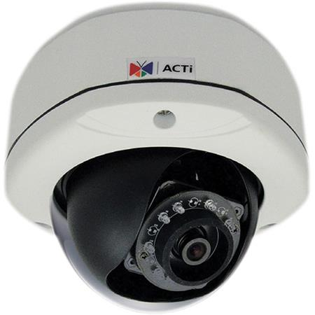 ACTi E93 5MP Indoor Mini Dome with Basic WDR Fixed Lens