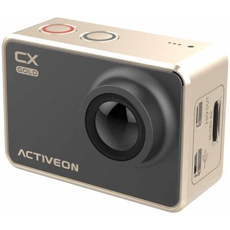 Activeon CX 16MP Action Camera Bandle