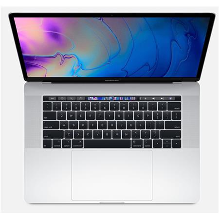 Used Macbook Pro >> Used Apple 15 4 Macbook Pro With Touch Bar 2 6ghz 6 Core Intel Core I7 32gb Ram 512gb Ssd Radeon Pro 560x Silver Mid 2018 E