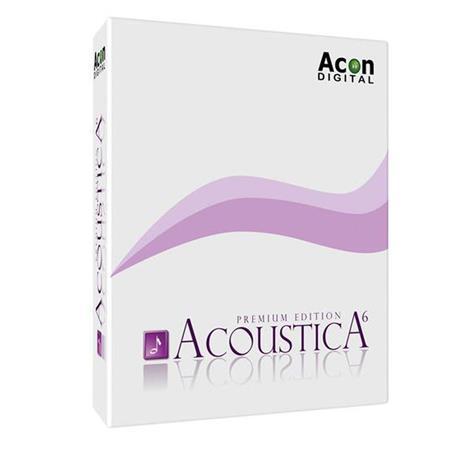 Resultado de imagen de Acon Digital Acoustica Premium Edition
