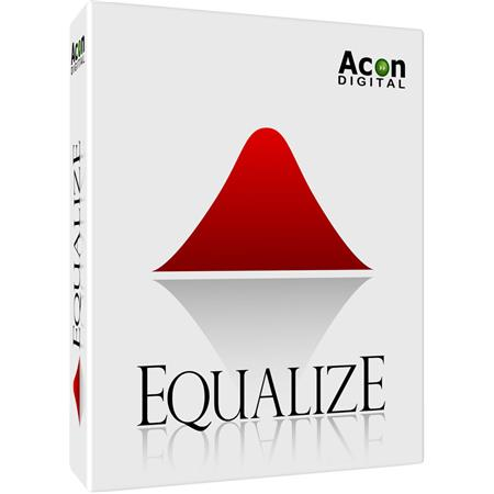 Acon Digital Equalize Parametric Equalizer Software Plug-In, Electronic  Download