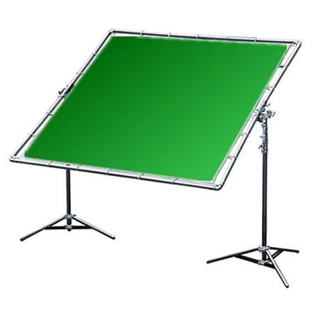 American Grip 12x12' Chroma Key Screen, Green