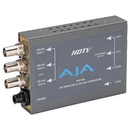 AJA Video HD10A: Picture 1 regular