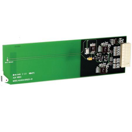 AJA Dual Channel Amplifier: Picture 1 regular