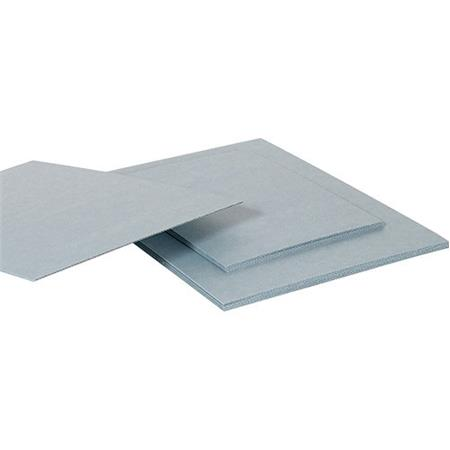 Package 5 Color Blue//Gray, Box Divider Or Frame Backing Boards 13X19 Archival Methods Corrugated E-Flute