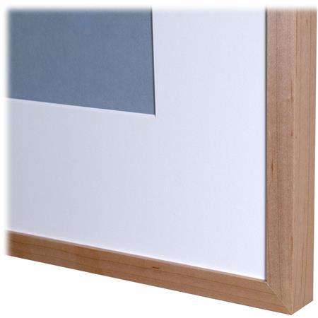 Archival Methods 18x24 Gallery 12 Wood Frame Kit Natural Maple 212