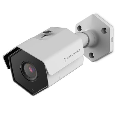 Amcrest Ultrahd 5mp Poe Bullet Ip Camera With Ir 3 6mm