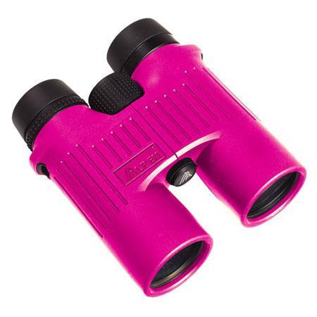 Alpen 10x42 Pink Series Roof Prism Binocular 6 3 Degree