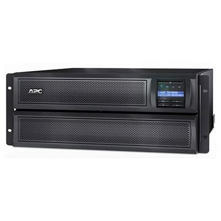 American Power Conversion (APC) Smart-UPS X 3000VA Rackmount/Tower 4RU with  LCD (100-127V)