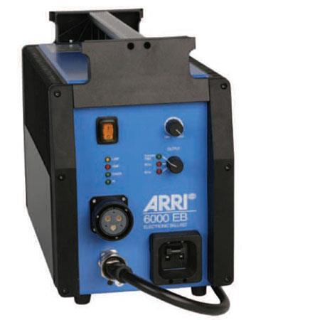 Arri 6000 Watt A.C.: Picture 1 regular