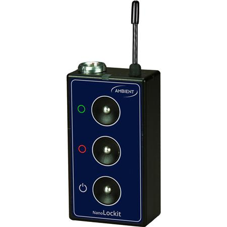 Ambient Recording  NanoLockit Wireless Timecode Generator, ACN Compatible