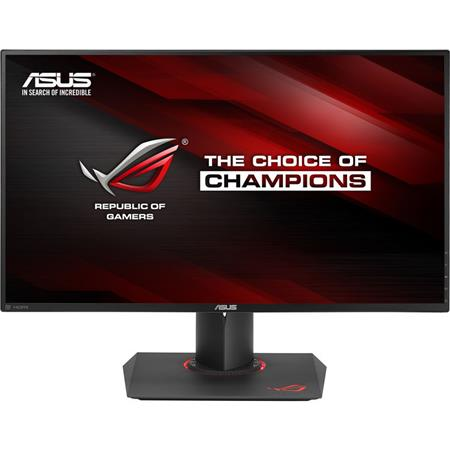 Asus Rog Swift Pg279q 27 Wqhd 2k G Sync Ips Lcd 165hz Gaming Monitor With Built In Speakers 2560x1440