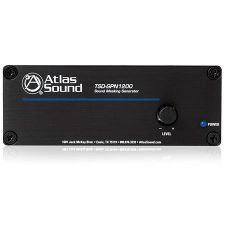 Atlas Sound TSD-PS24V250MA 250mA 24 VDC TSD Power Supply
