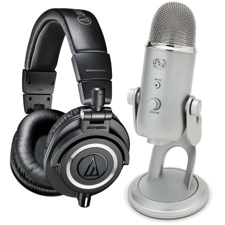 Audio-Technica Headphones Bundle