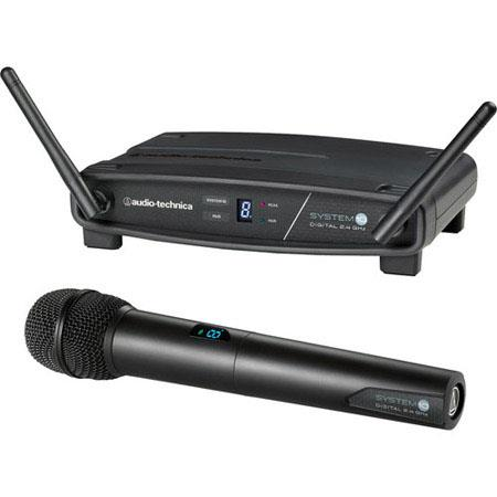 Audio-Technica Handheld Microphone System